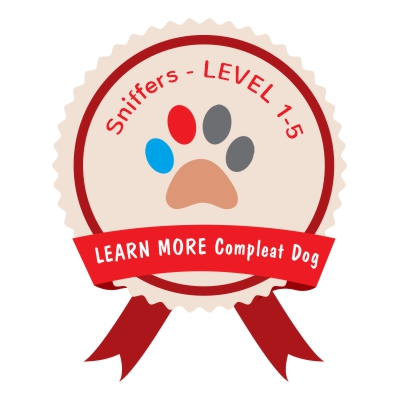 Learn More Compleat Dog SNIFFERS