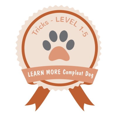 Learn More Compleat Dog TRICKS